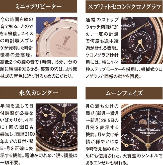 天賞堂 グランドコンプリケーション ヴァンダイク 2