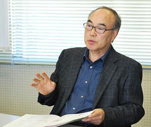 田中 鳴舟先生